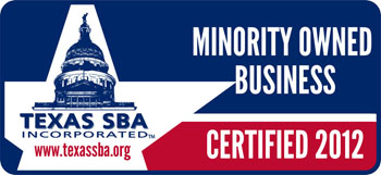 Minority Business Certification Seal
